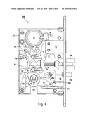 Mortise Lock Assembly diagram and image