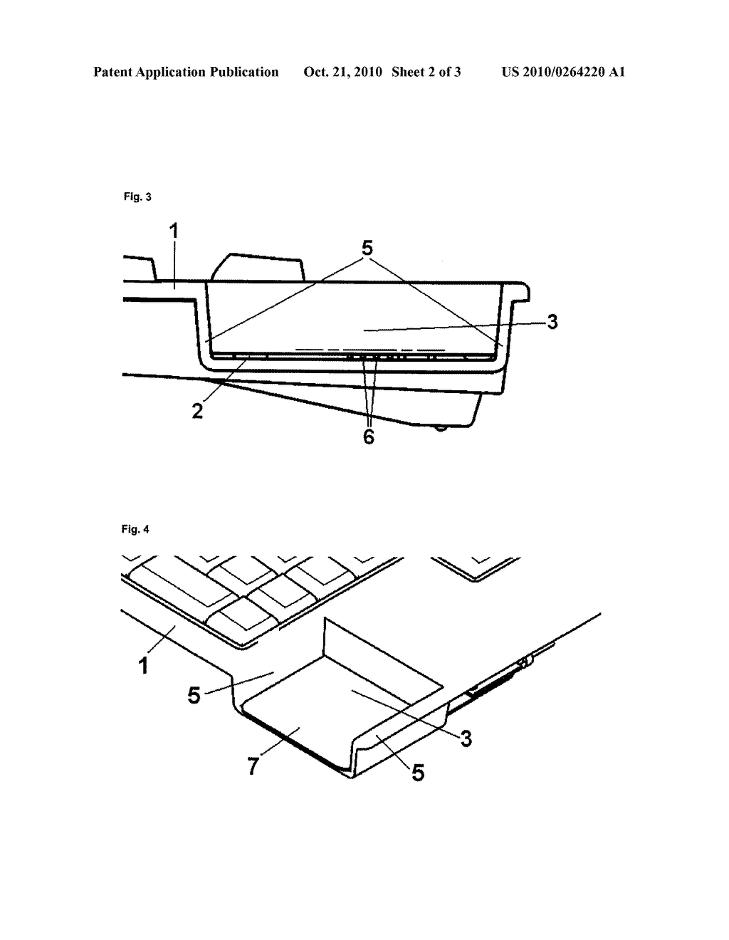 KEYBOARD WITH HORIZONTAL CARD READER - diagram, schematic, and image 03