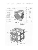 Toy block cube filling puzzle diagram and image