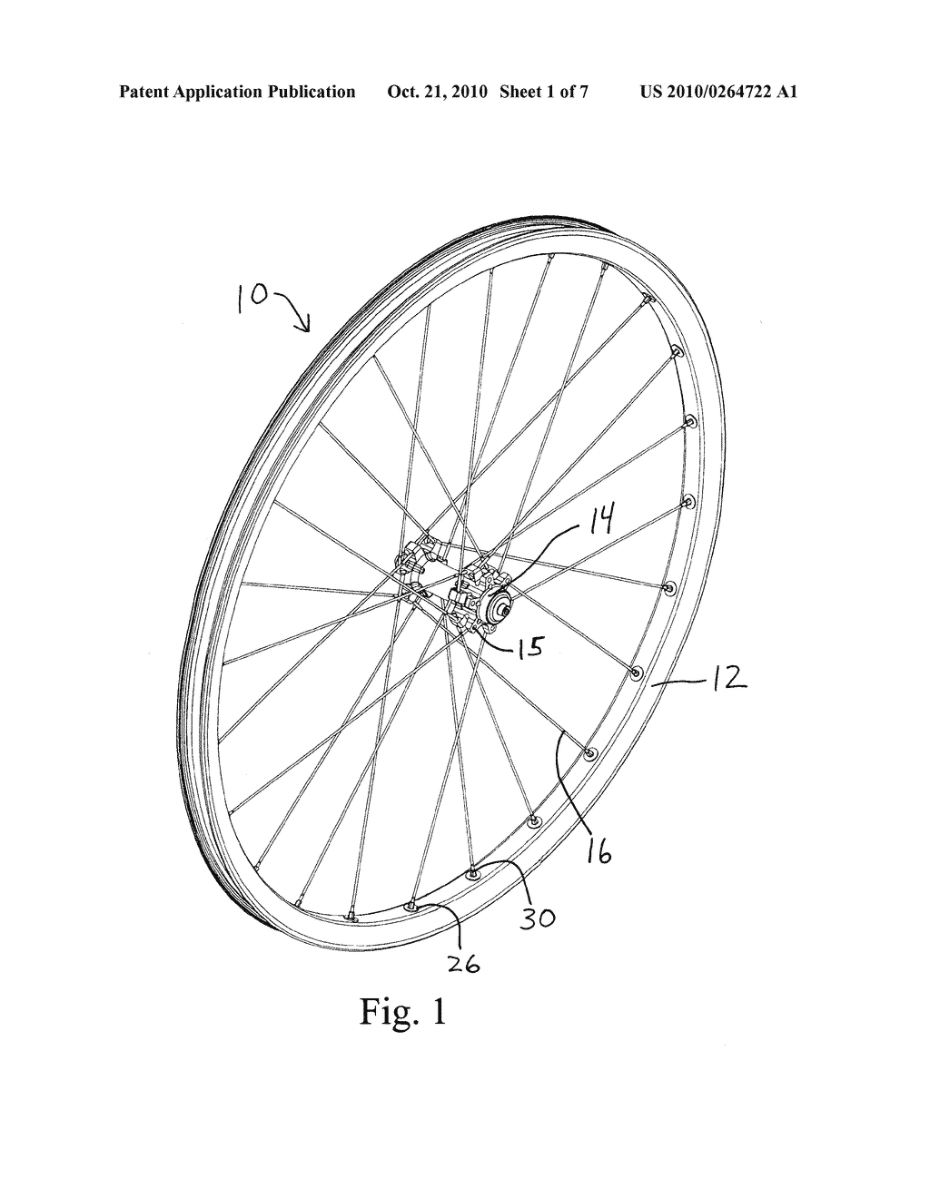 Bicycle Spoke Diagram Wiring Diagrams Of Parts Rim With Mechanical Attachment Schematic Rh Patentsencyclopedia Com Product Headset