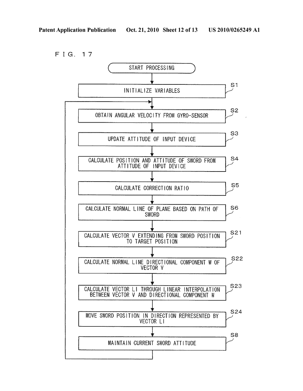 COMPUTER-READABLE STORAGE MEDIUM STORING INFORMATION PROCESSING PROGRAM AND INFORMATION PROCESSING APPARATUS - diagram, schematic, and image 13