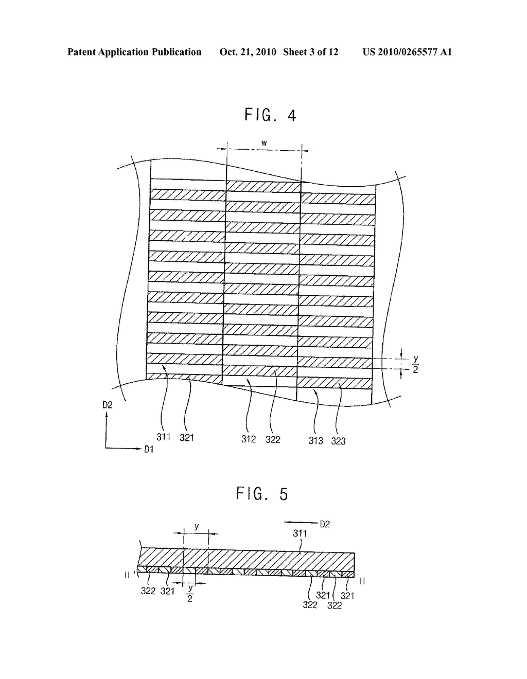 STEREOSCOPIC IMAGE DISPLAY DEVICE - diagram, schematic, and image 04