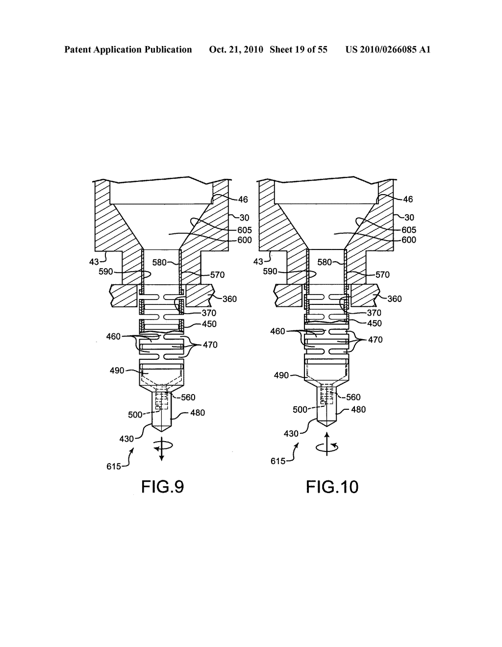 Nuclear fission reactor, flow control assembly, methods therefor and a flow control assembly system - diagram, schematic, and image 20
