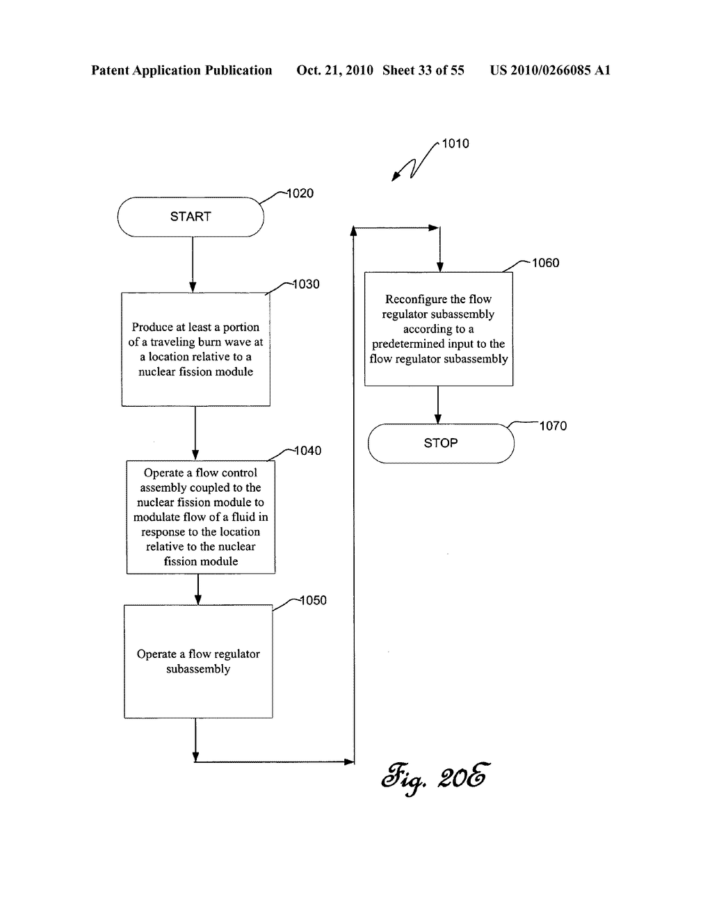 Nuclear fission reactor, flow control assembly, methods therefor and a flow control assembly system - diagram, schematic, and image 34