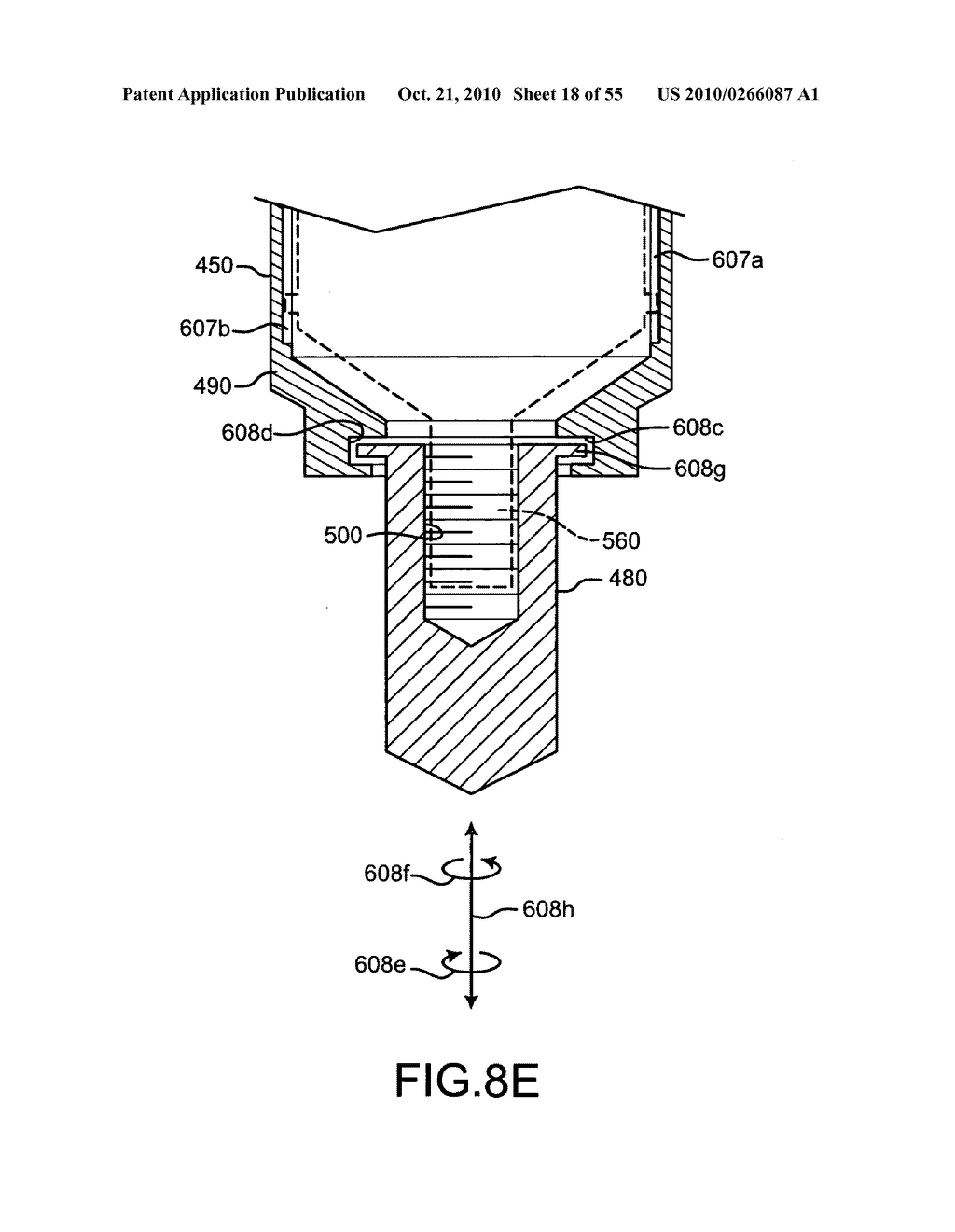 Nuclear fission reactor, flow control assembly, methods therefor and a flow control assembly system - diagram, schematic, and image 19
