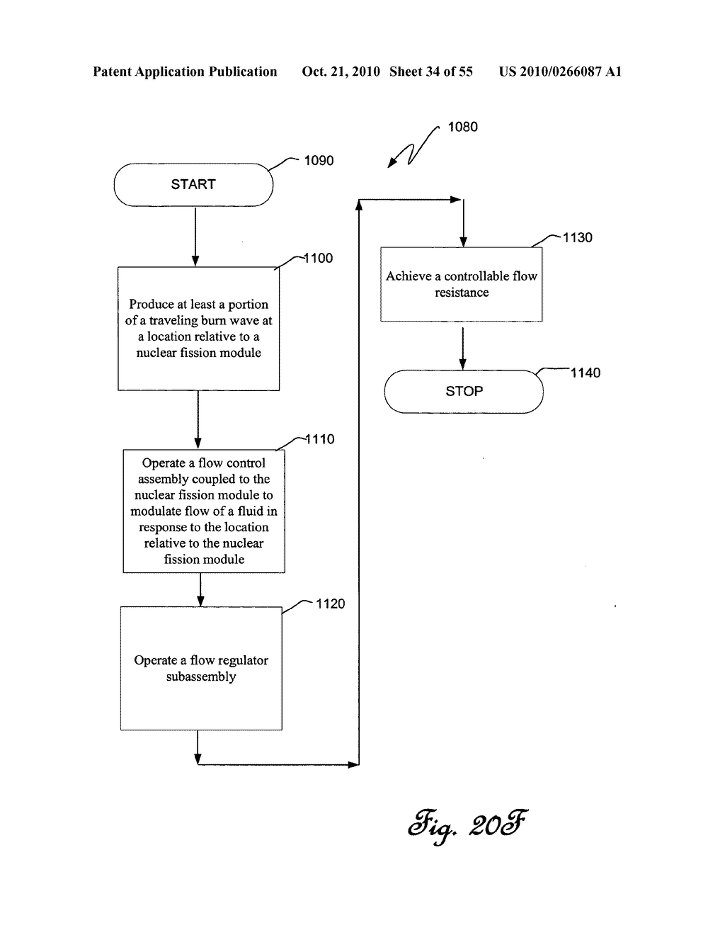Nuclear fission reactor, flow control assembly, methods therefor and a flow control assembly system - diagram, schematic, and image 35
