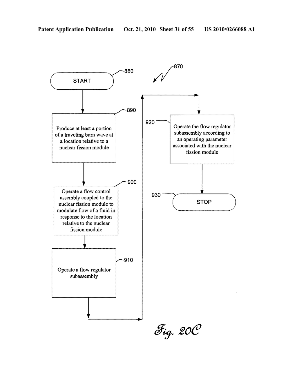 Nuclear fission reactor, flow control assembly, methods therefor and a flow control assembly system - diagram, schematic, and image 32
