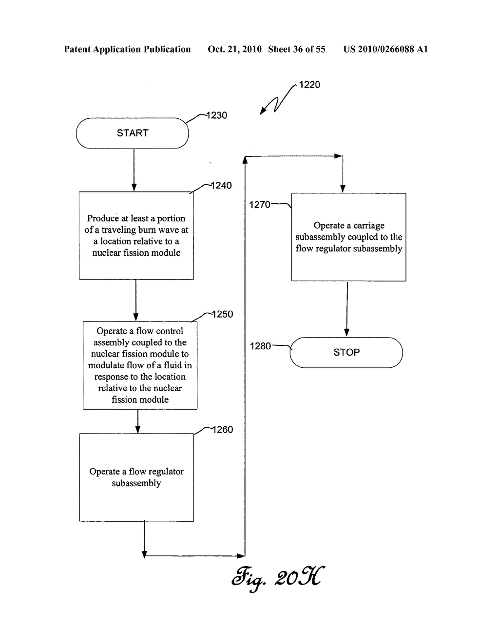 Nuclear fission reactor, flow control assembly, methods therefor and a flow control assembly system - diagram, schematic, and image 37