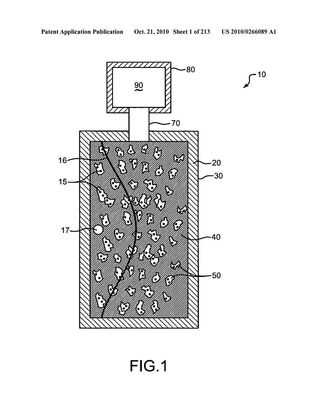 Nuclear fission reactor fuel assembly and system configured for controlled removal of a volatile fission product and heat released by a burn wave in a traveling wave nuclear fission reactor and method for same - diagram, schematic, and image 02