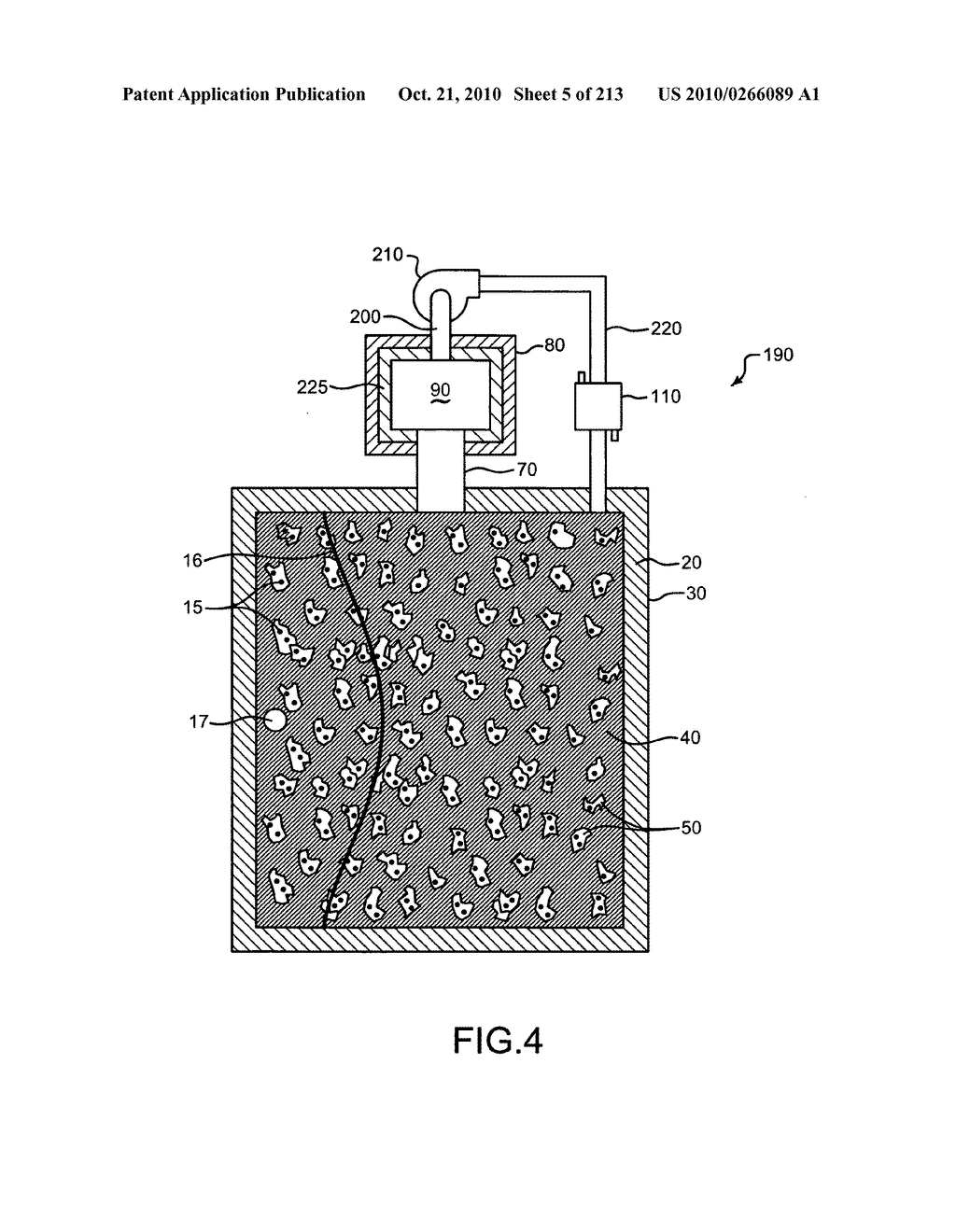 Nuclear fission reactor fuel assembly and system configured for controlled removal of a volatile fission product and heat released by a burn wave in a traveling wave nuclear fission reactor and method for same - diagram, schematic, and image 06