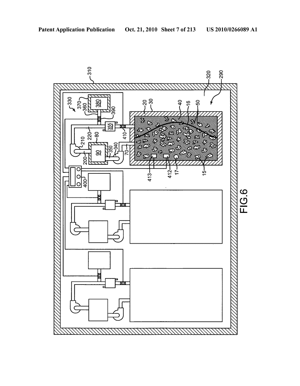 Nuclear fission reactor fuel assembly and system configured for controlled removal of a volatile fission product and heat released by a burn wave in a traveling wave nuclear fission reactor and method for same - diagram, schematic, and image 08