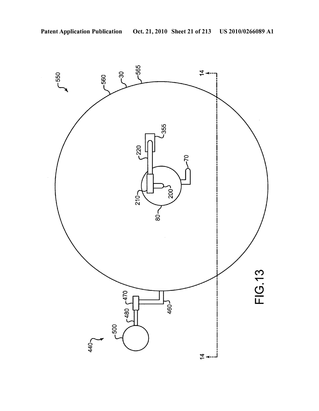 Nuclear fission reactor fuel assembly and system configured for controlled removal of a volatile fission product and heat released by a burn wave in a traveling wave nuclear fission reactor and method for same - diagram, schematic, and image 22