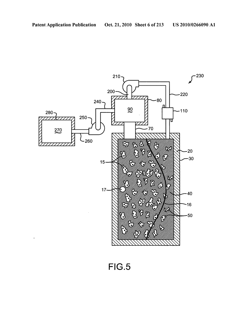 Nuclear fission reactor fuel assembly and system configured for controlled removal of a volatile fission product and heat released by a burn wave in a traveling wave nuclear fission reactor and method for same - diagram, schematic, and image 07