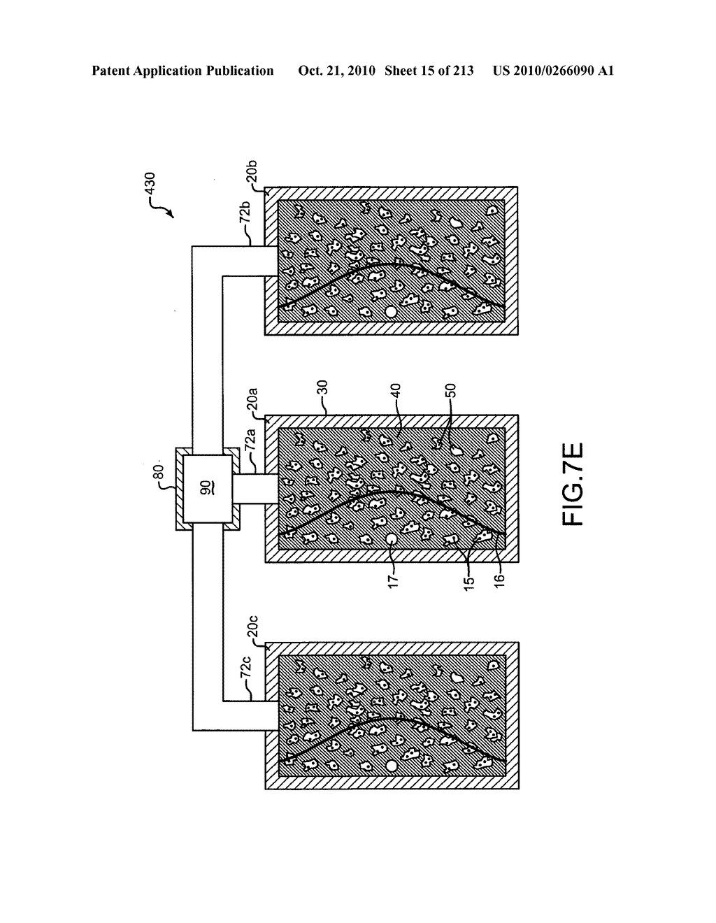 Nuclear fission reactor fuel assembly and system configured for controlled removal of a volatile fission product and heat released by a burn wave in a traveling wave nuclear fission reactor and method for same - diagram, schematic, and image 16