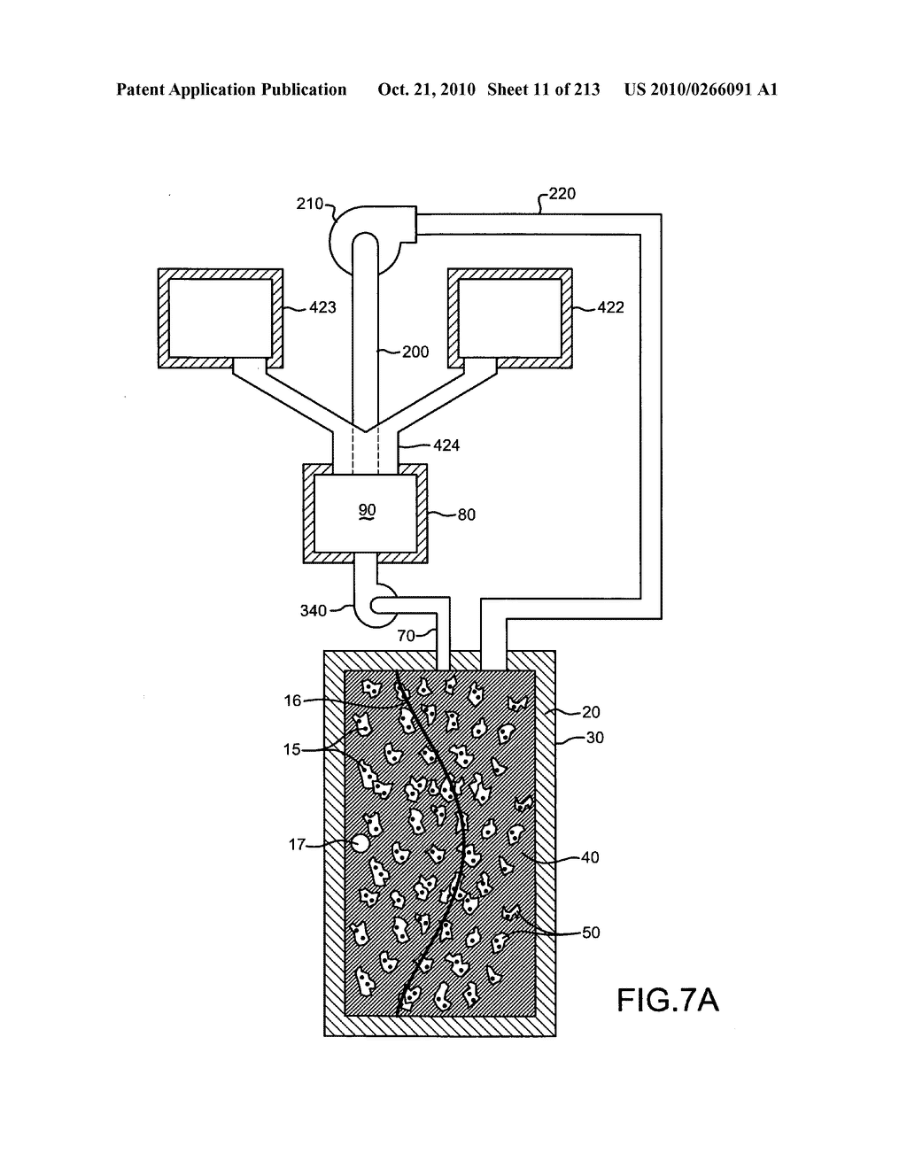 Nuclear fission reactor fuel assembly and system configured for controlled removal of a volatile fission product and heat released by a burn wave in a traveling wave nuclear fission reactor and method for same - diagram, schematic, and image 12