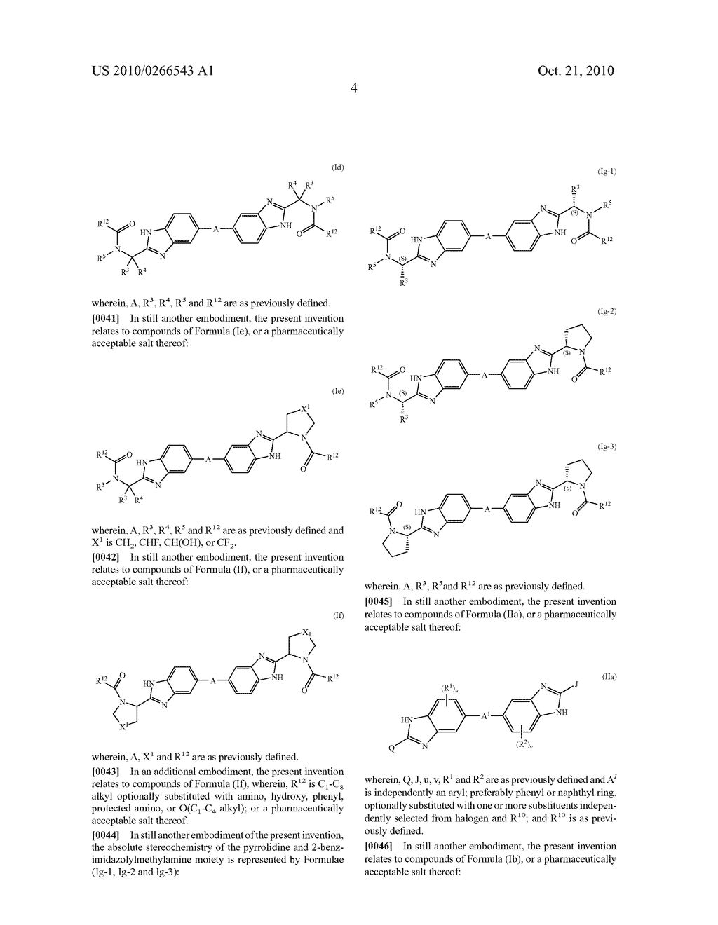 LINKED DIBENZIMIDAZOLE ANTIVIRALS - diagram, schematic, and image 05