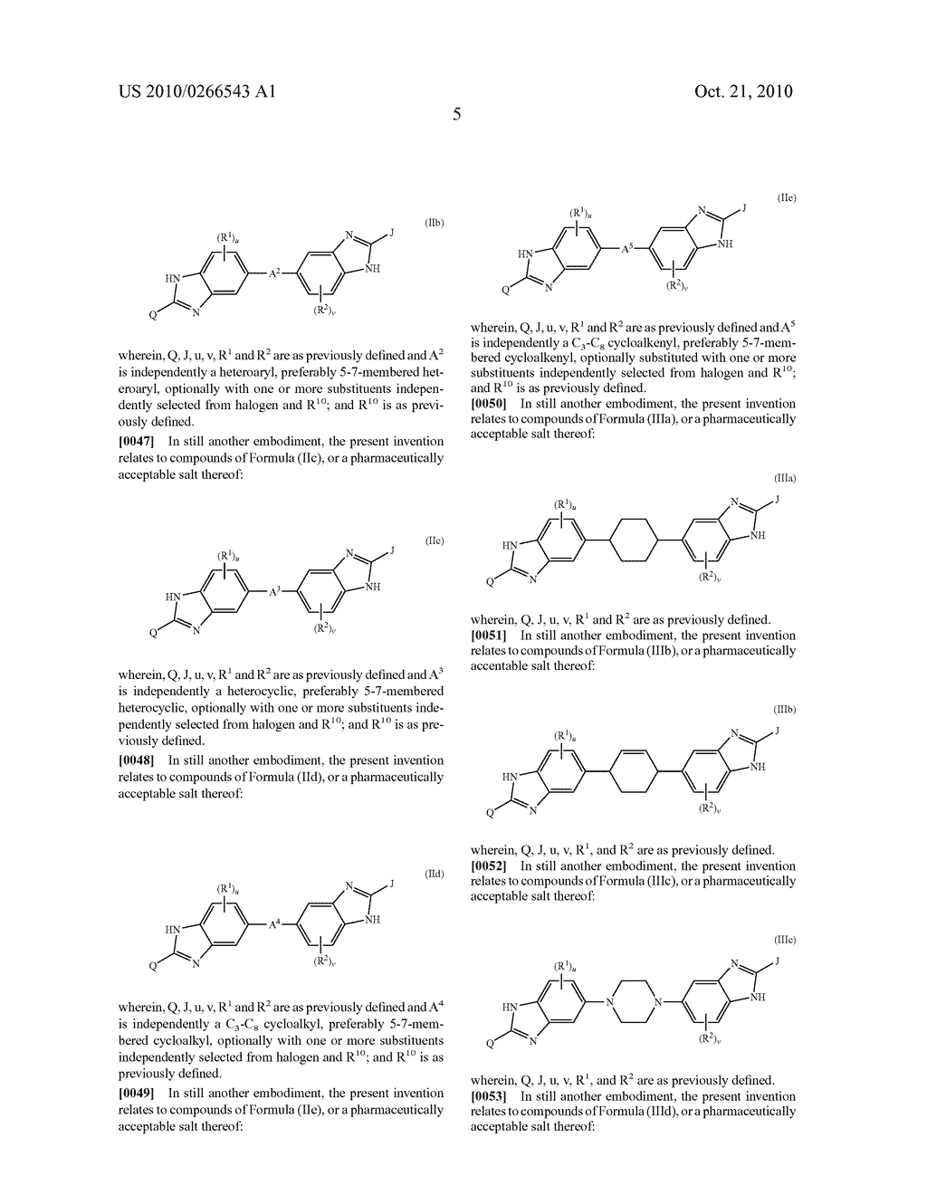 LINKED DIBENZIMIDAZOLE ANTIVIRALS - diagram, schematic, and image 06
