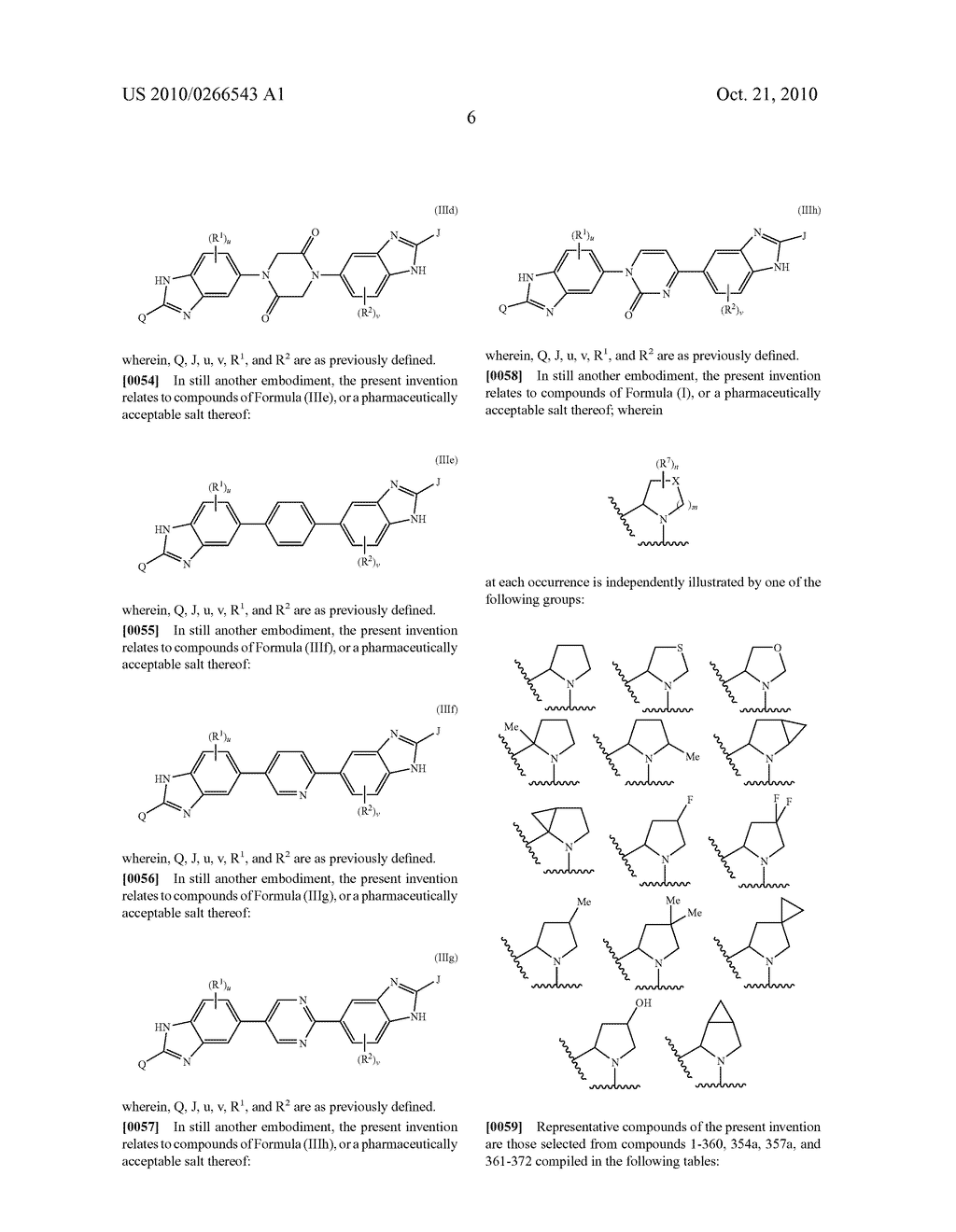 LINKED DIBENZIMIDAZOLE ANTIVIRALS - diagram, schematic, and image 07