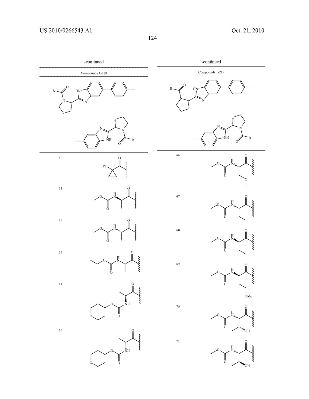 LINKED DIBENZIMIDAZOLE ANTIVIRALS - diagram, schematic, and image 127
