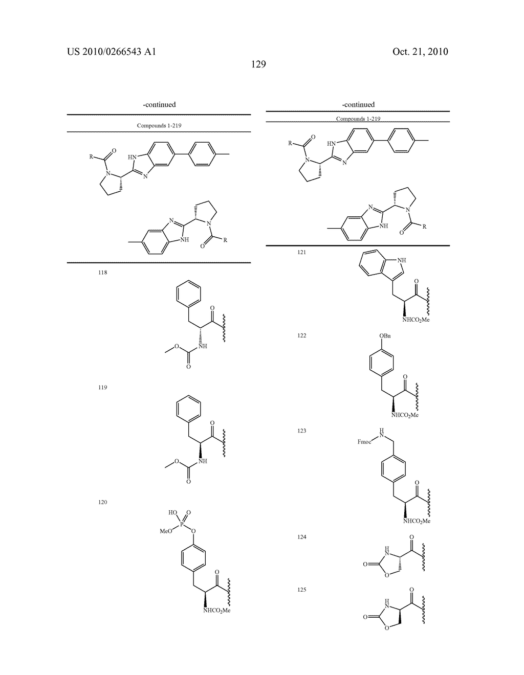 LINKED DIBENZIMIDAZOLE ANTIVIRALS - diagram, schematic, and image 132