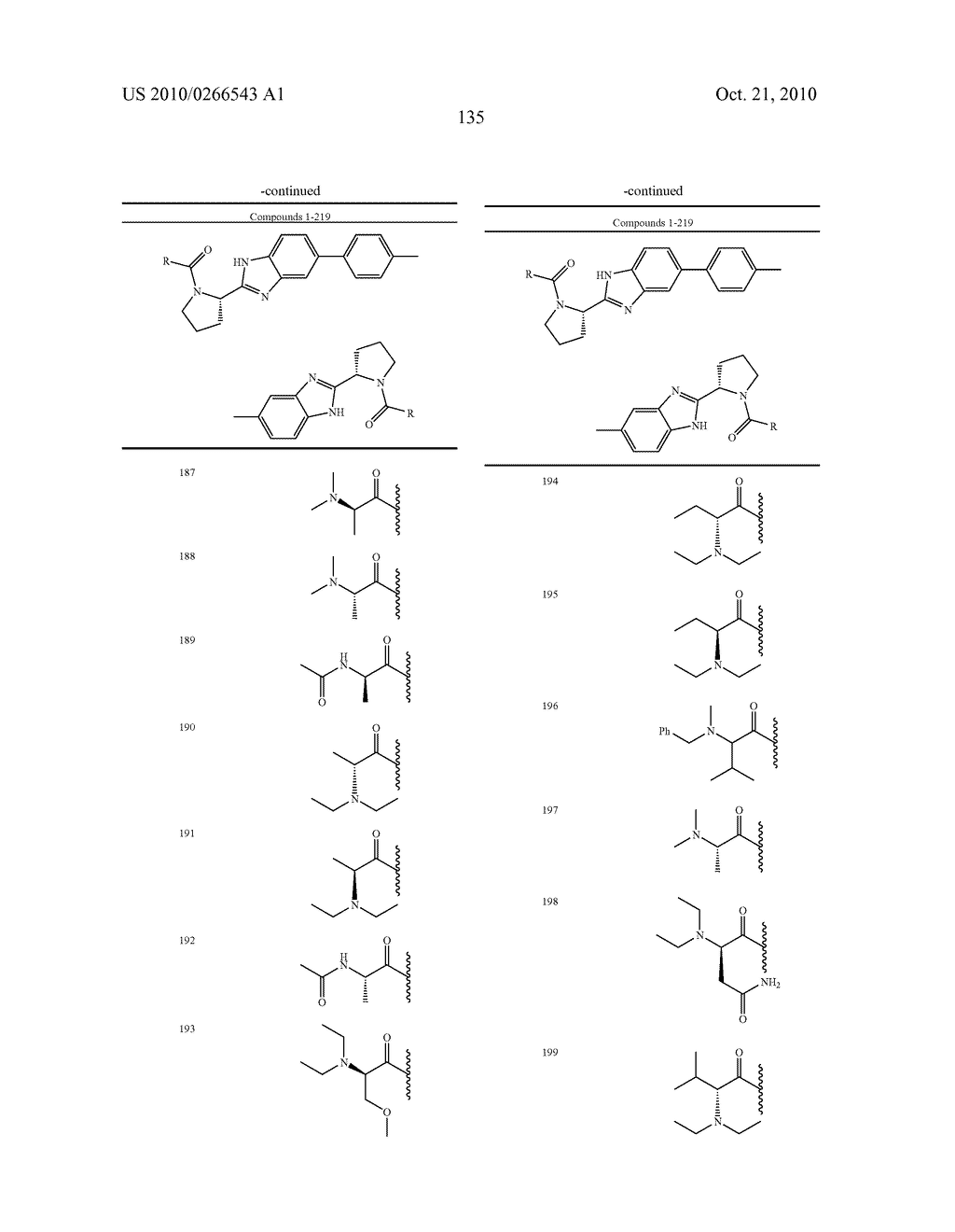 LINKED DIBENZIMIDAZOLE ANTIVIRALS - diagram, schematic, and image 138