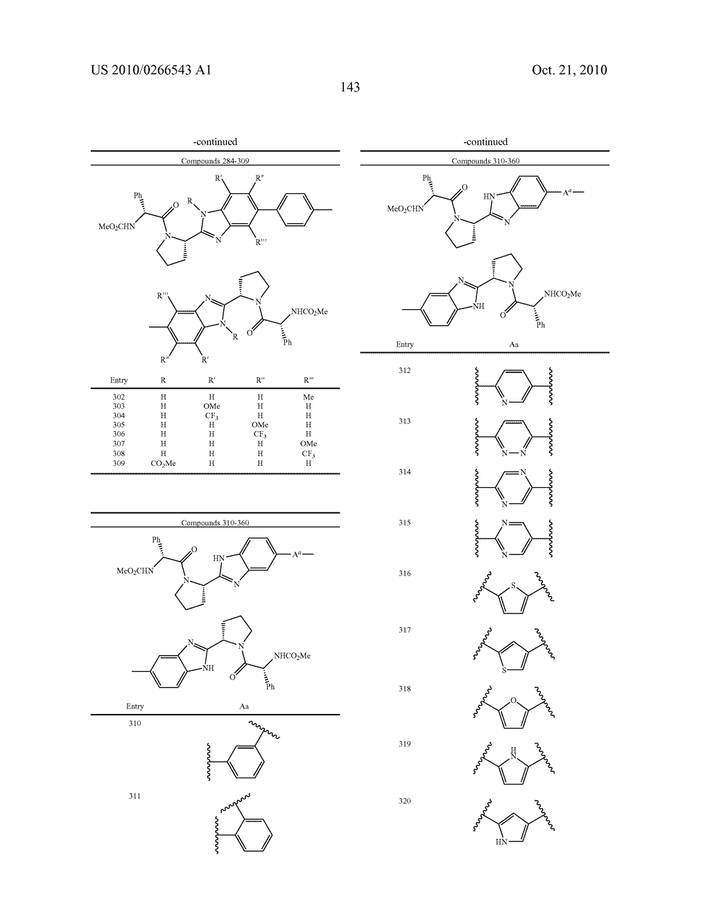 LINKED DIBENZIMIDAZOLE ANTIVIRALS - diagram, schematic, and image 146
