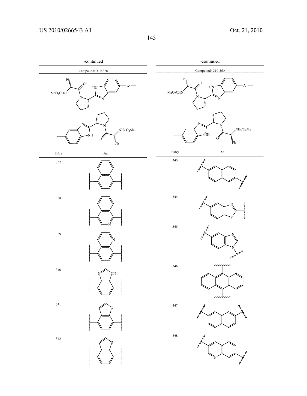 LINKED DIBENZIMIDAZOLE ANTIVIRALS - diagram, schematic, and image 148