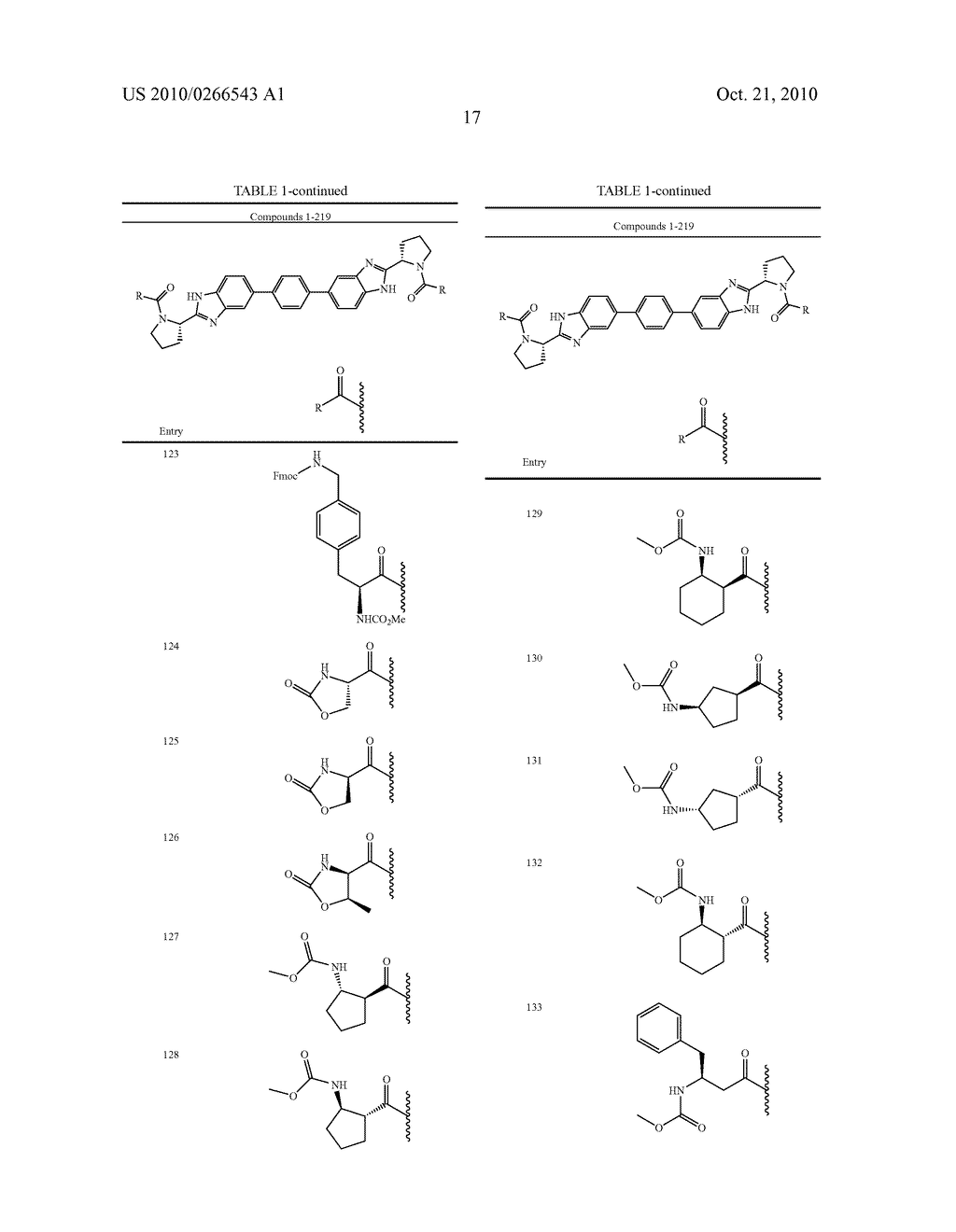 LINKED DIBENZIMIDAZOLE ANTIVIRALS - diagram, schematic, and image 18