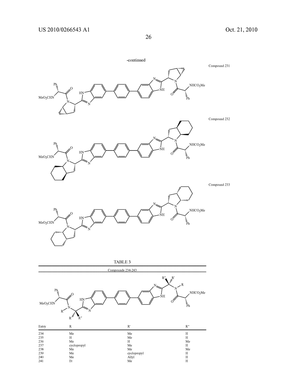 LINKED DIBENZIMIDAZOLE ANTIVIRALS - diagram, schematic, and image 27