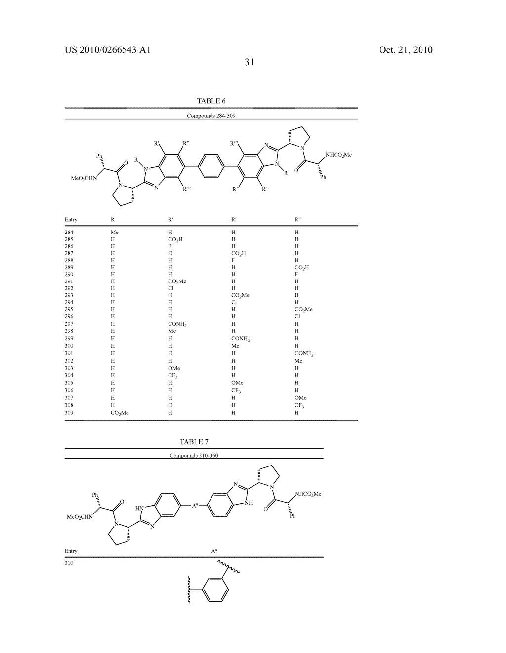 LINKED DIBENZIMIDAZOLE ANTIVIRALS - diagram, schematic, and image 32