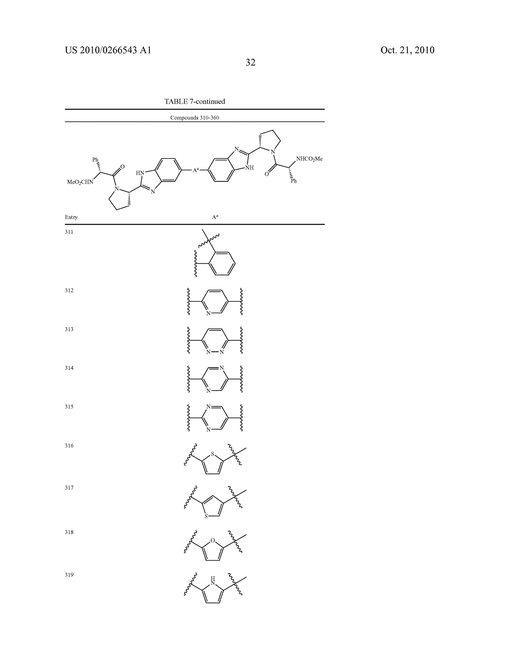 LINKED DIBENZIMIDAZOLE ANTIVIRALS - diagram, schematic, and image 33