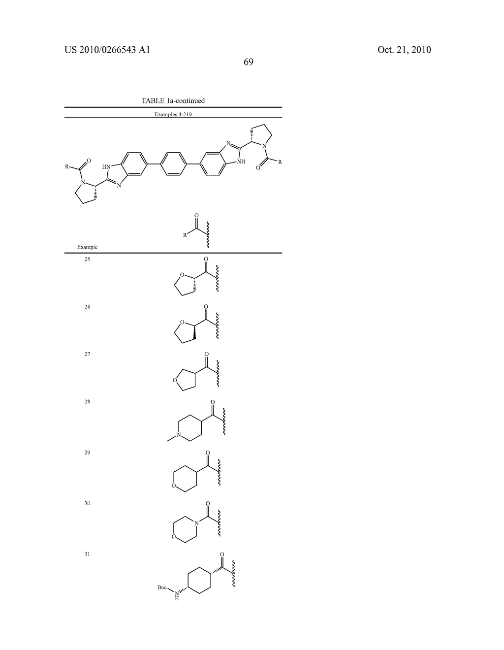 LINKED DIBENZIMIDAZOLE ANTIVIRALS - diagram, schematic, and image 72