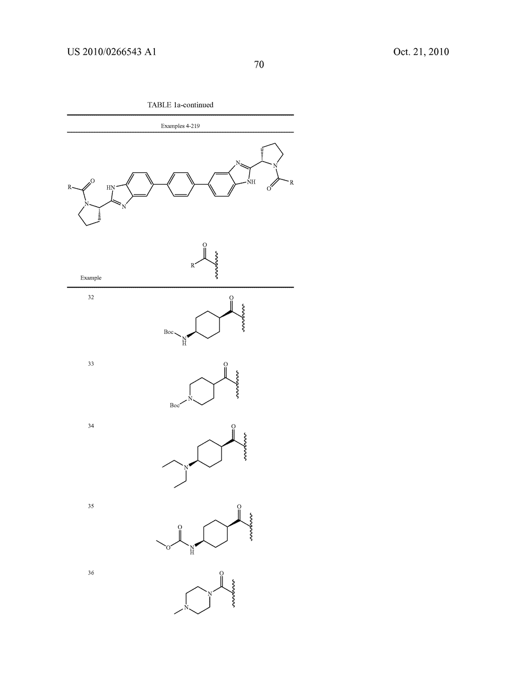 LINKED DIBENZIMIDAZOLE ANTIVIRALS - diagram, schematic, and image 73