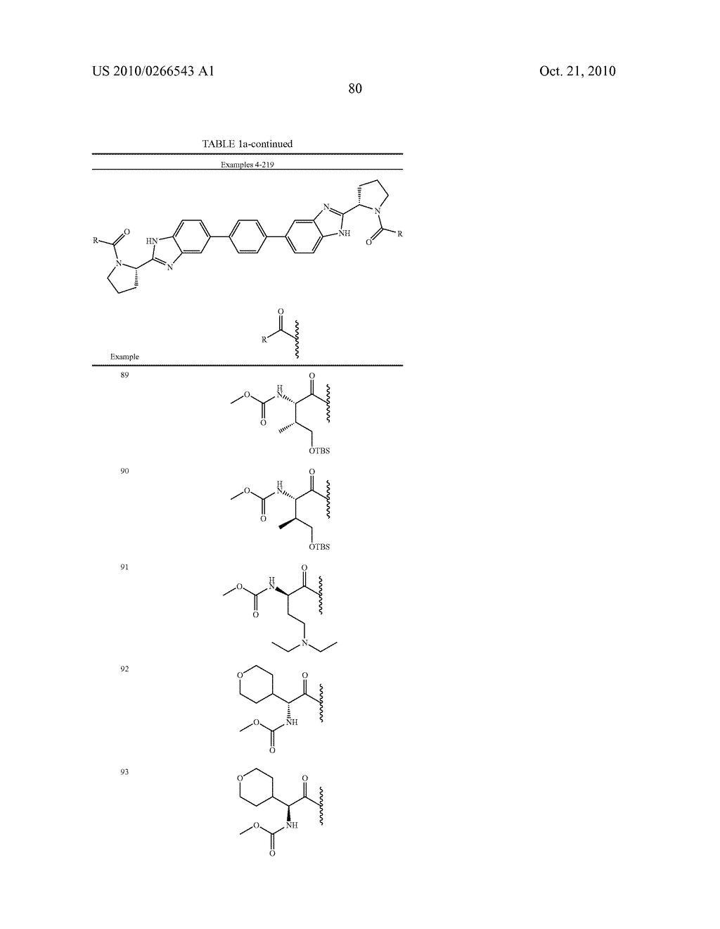 LINKED DIBENZIMIDAZOLE ANTIVIRALS - diagram, schematic, and image 83