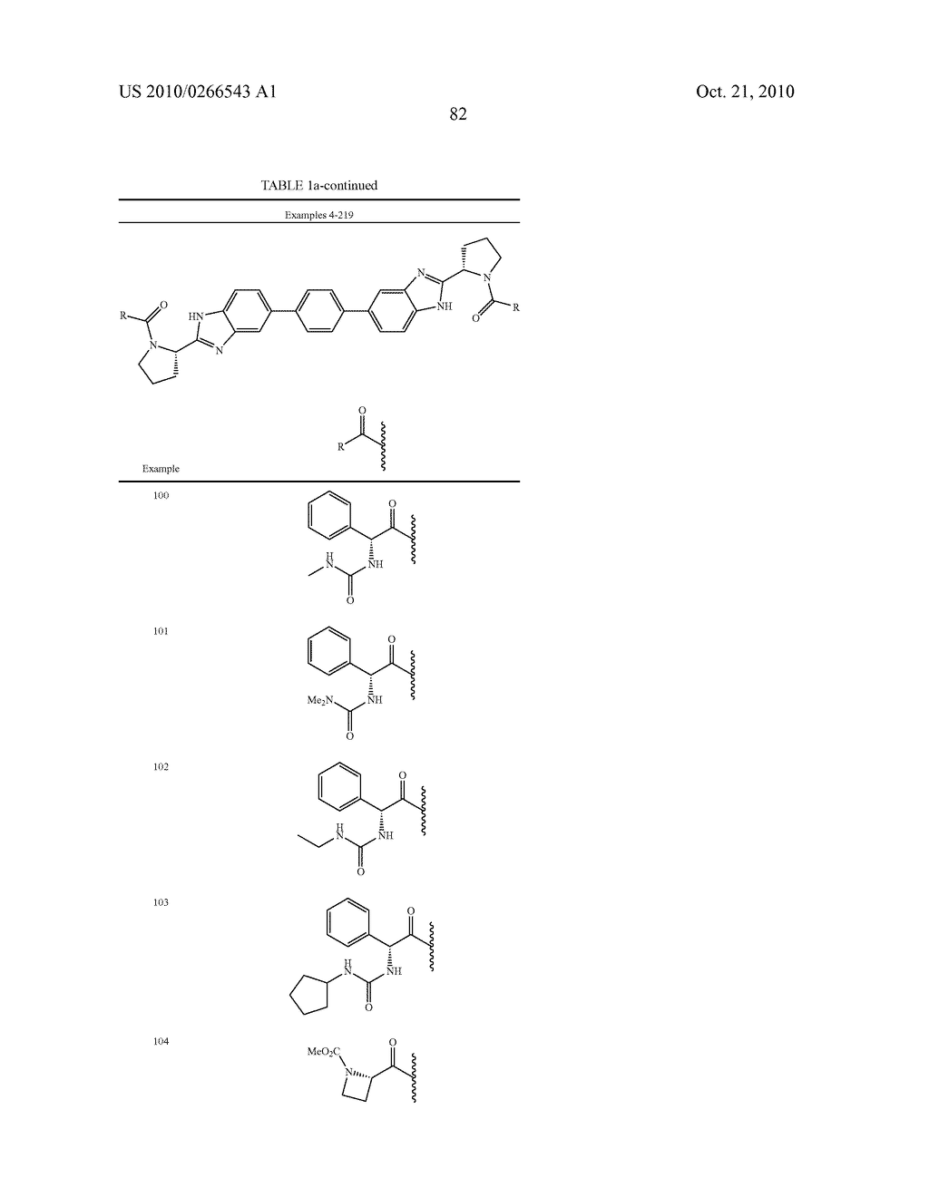LINKED DIBENZIMIDAZOLE ANTIVIRALS - diagram, schematic, and image 85