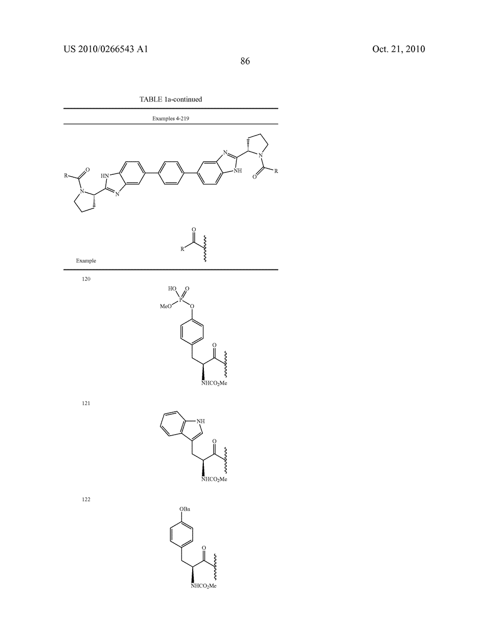 LINKED DIBENZIMIDAZOLE ANTIVIRALS - diagram, schematic, and image 89