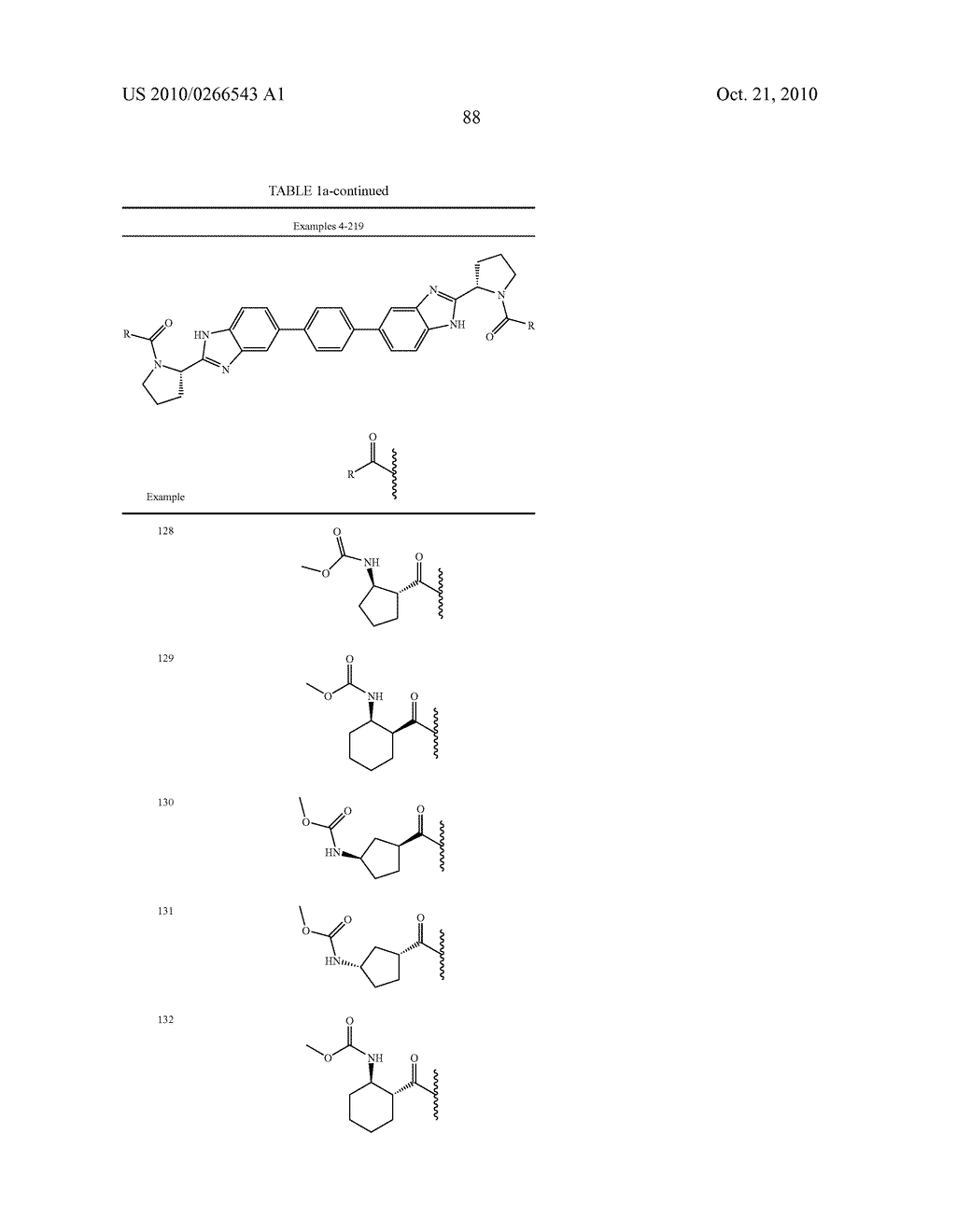 LINKED DIBENZIMIDAZOLE ANTIVIRALS - diagram, schematic, and image 91