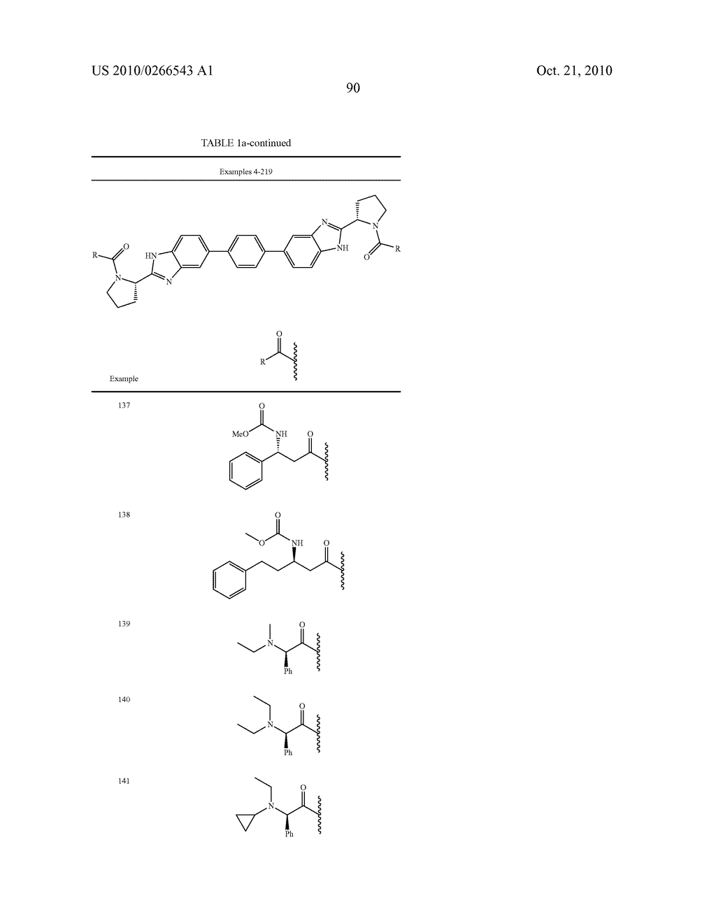 LINKED DIBENZIMIDAZOLE ANTIVIRALS - diagram, schematic, and image 93