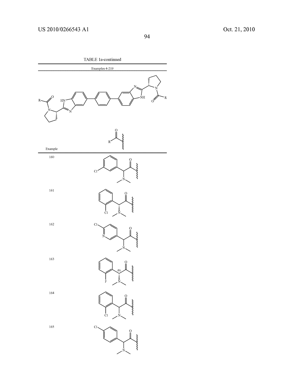 LINKED DIBENZIMIDAZOLE ANTIVIRALS - diagram, schematic, and image 97