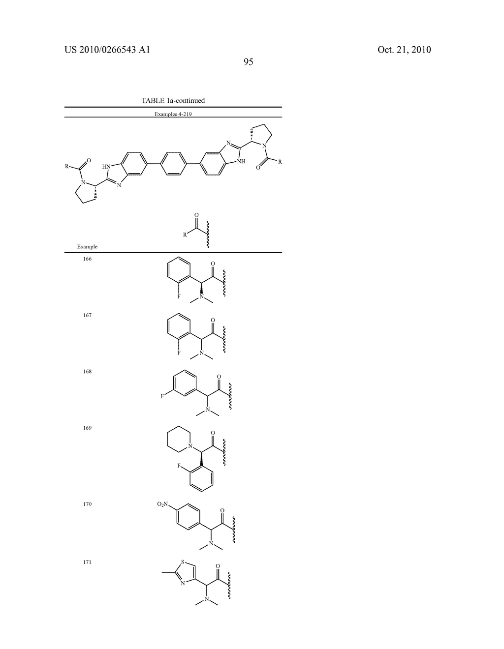 LINKED DIBENZIMIDAZOLE ANTIVIRALS - diagram, schematic, and image 98