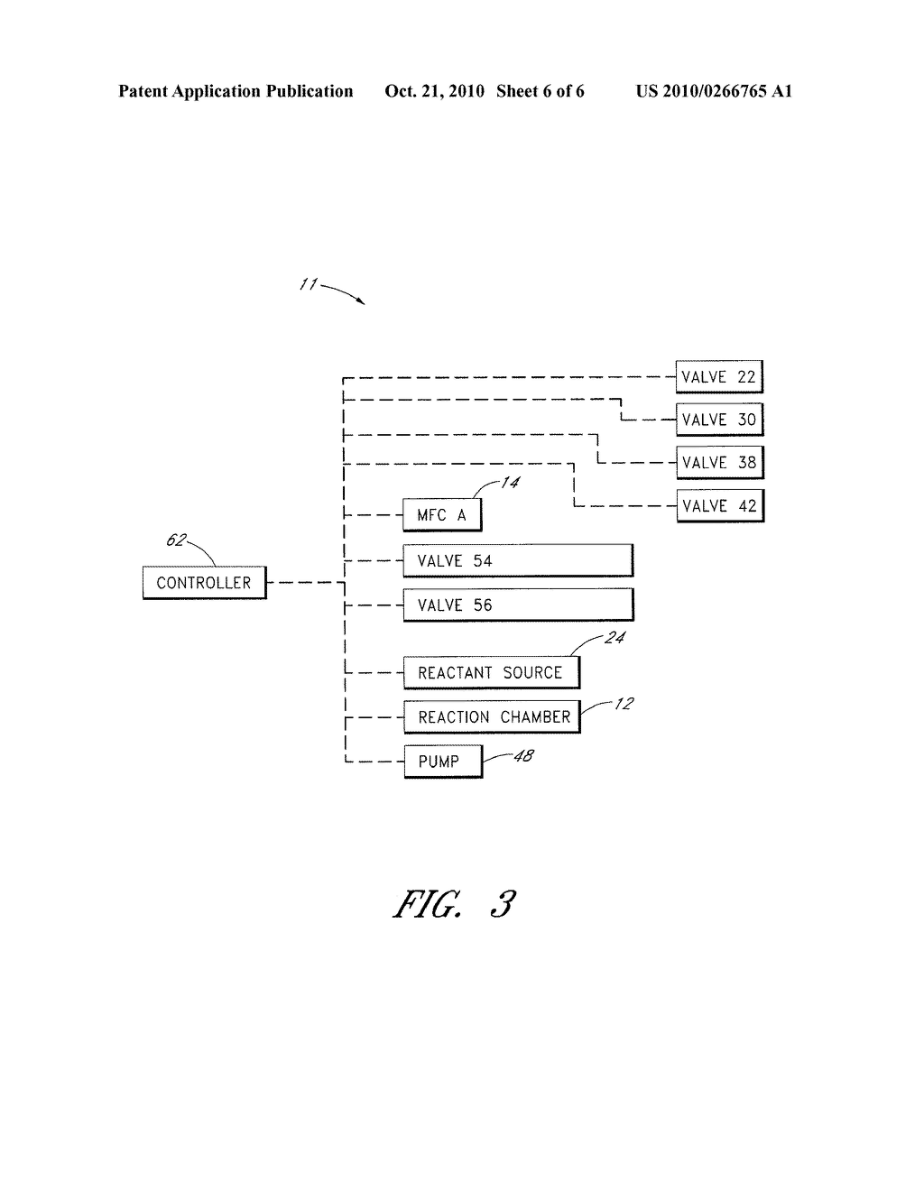 METHOD AND APPARATUS FOR GROWING A THIN FILM ONTO A SUBSTRATE - diagram, schematic, and image 07