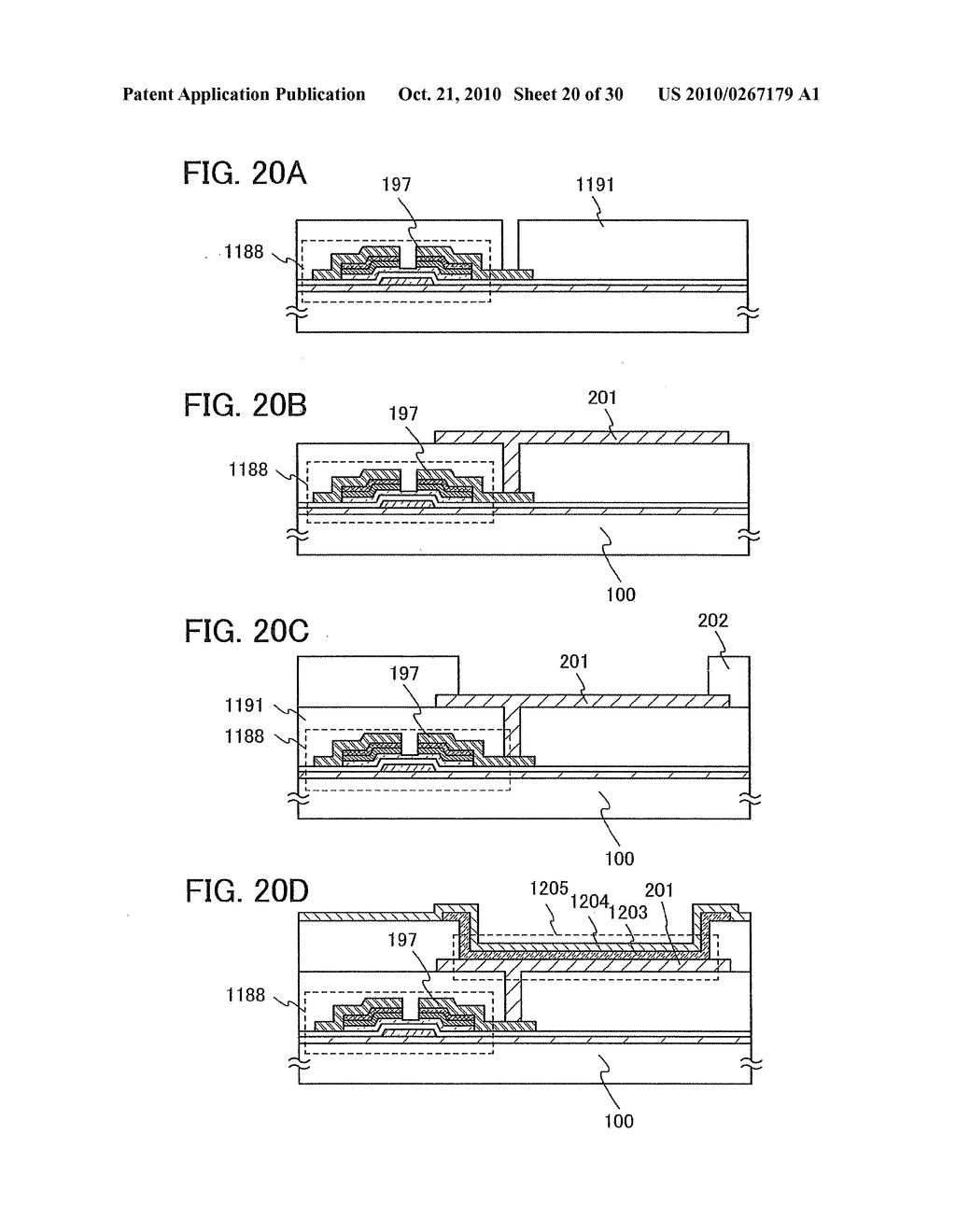 Method for Manufacturing Semiconductor Device - diagram, schematic, and image 21