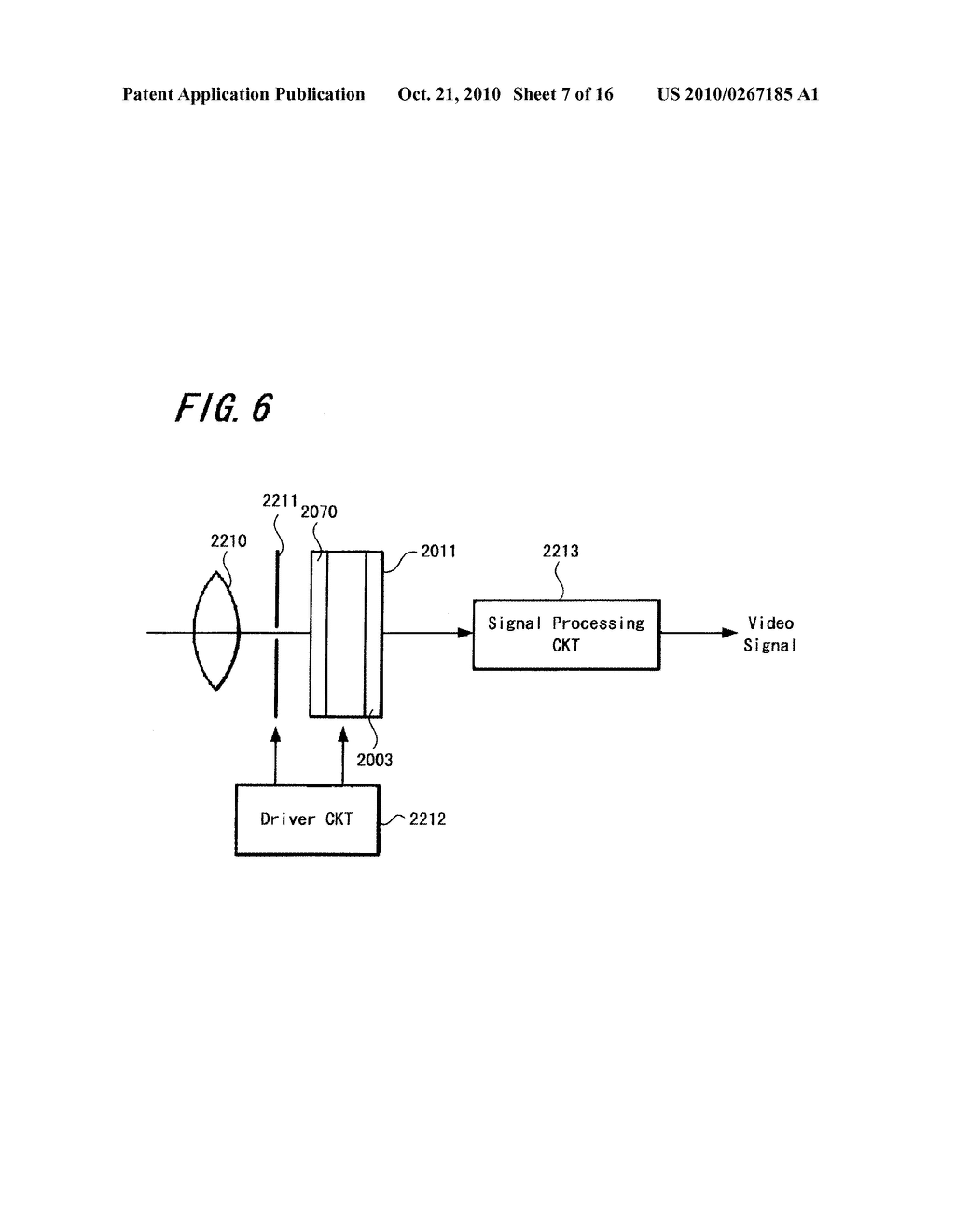 SOLID-STATE IMAGE PICKUP DEVICE, ELECTRONIC APPARATUS USING SUCH SOLID-STATE IMAGE PICKUP DEVICE AND METHOD OF MANUFACTURING SOLID-STATE IMAGE PICKUP DEVICE - diagram, schematic, and image 08