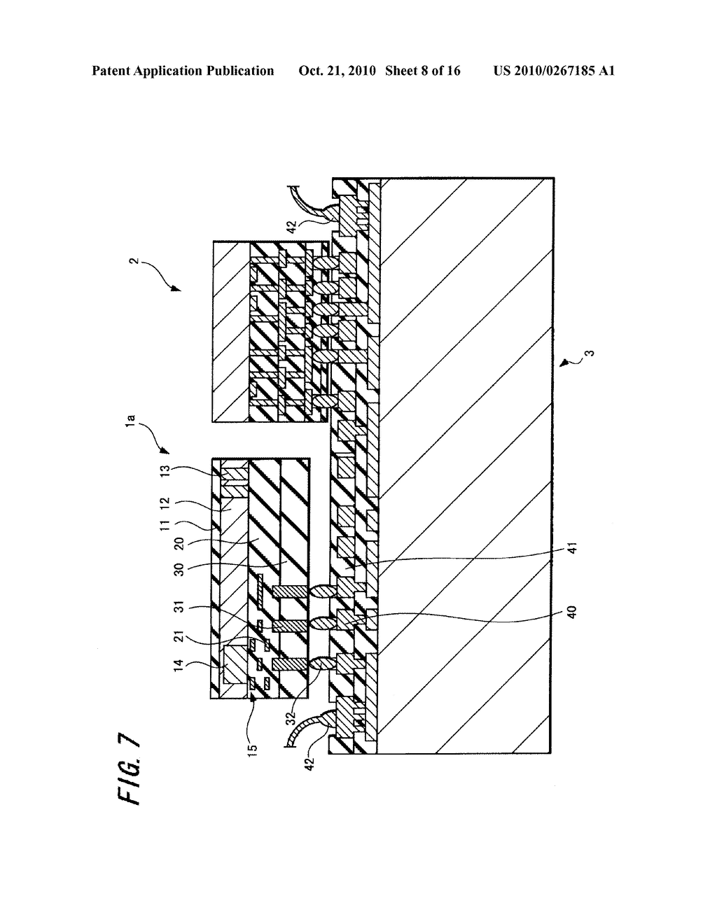 SOLID-STATE IMAGE PICKUP DEVICE, ELECTRONIC APPARATUS USING SUCH SOLID-STATE IMAGE PICKUP DEVICE AND METHOD OF MANUFACTURING SOLID-STATE IMAGE PICKUP DEVICE - diagram, schematic, and image 09