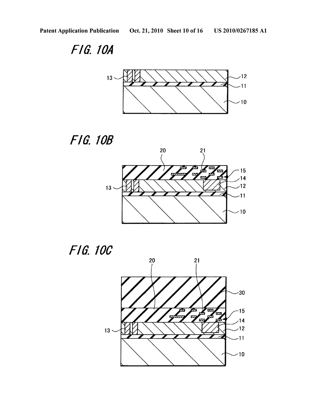 SOLID-STATE IMAGE PICKUP DEVICE, ELECTRONIC APPARATUS USING SUCH SOLID-STATE IMAGE PICKUP DEVICE AND METHOD OF MANUFACTURING SOLID-STATE IMAGE PICKUP DEVICE - diagram, schematic, and image 11