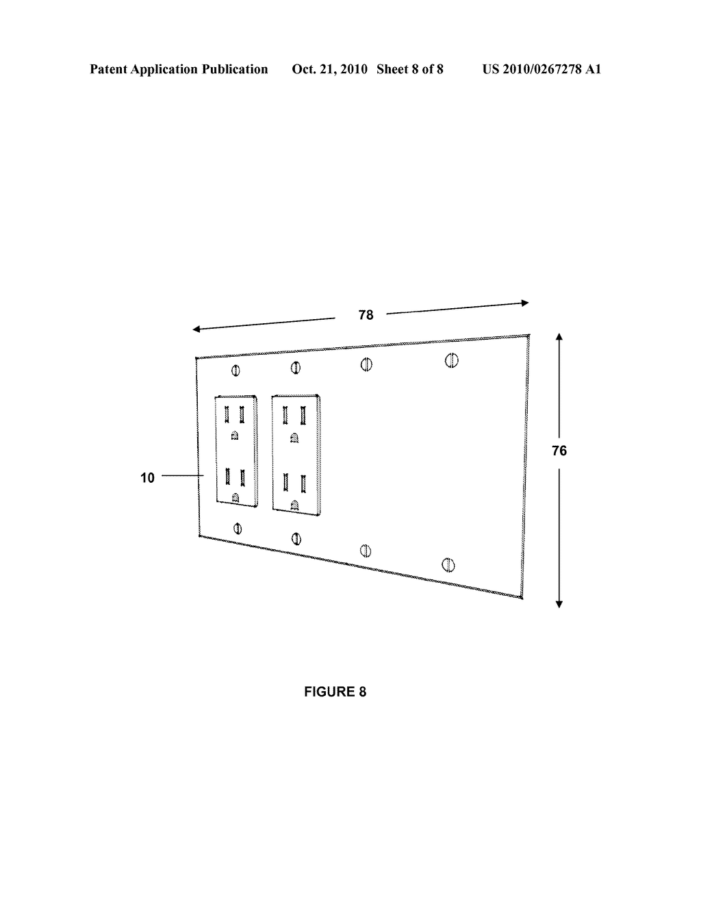 OUTLET ASSEMBLIES & METHODS OF INSTALLATION THEREOF - diagram, schematic, and image 09