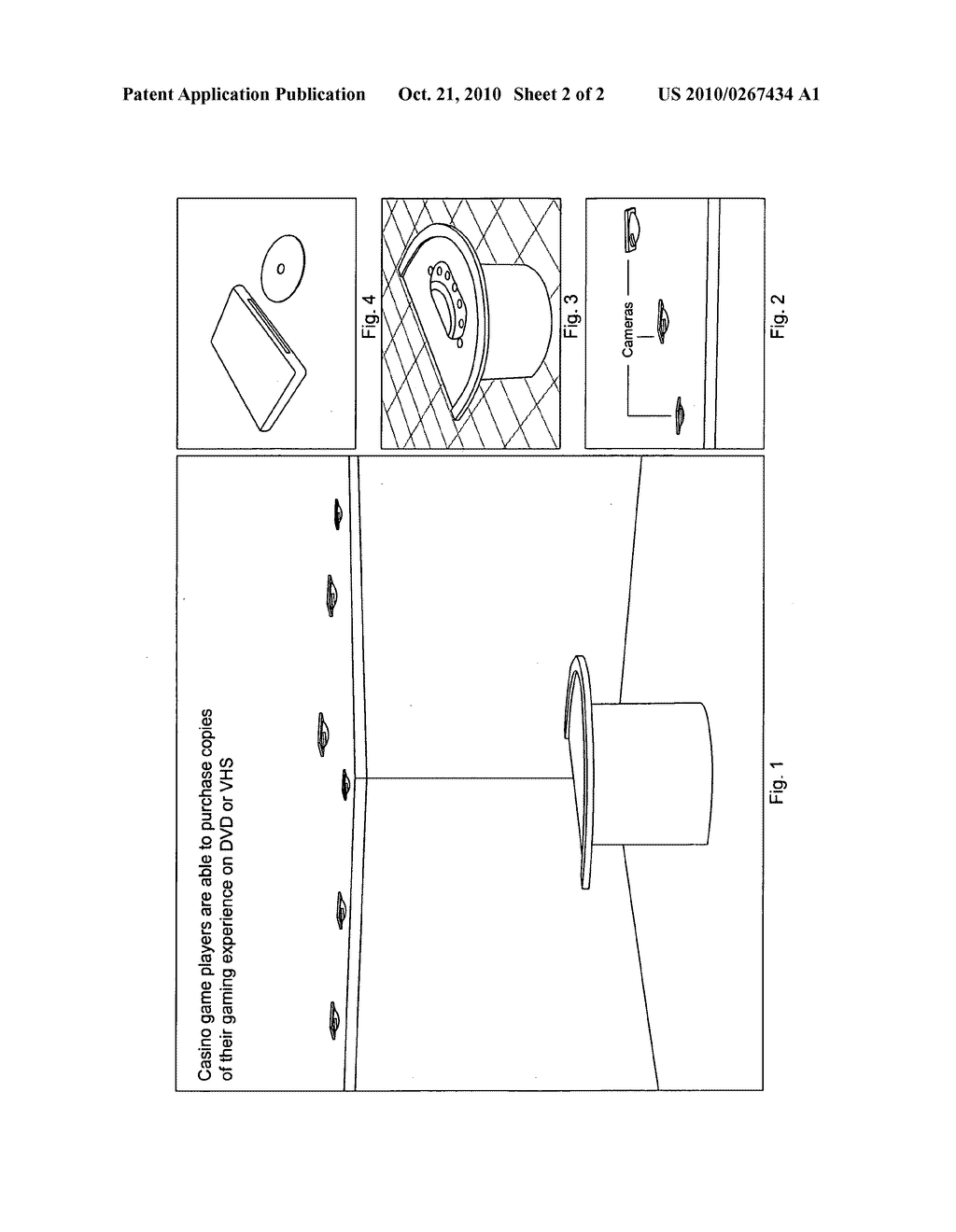 Play and tape recording system for gambling games diagram play and tape recording system for gambling games diagram schematic and image 03 ccuart Gallery
