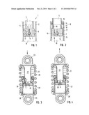 HYDRAULIC TENSIONING ELEMENT FOR A TRACTION MECHANISM DRIVE diagram and image