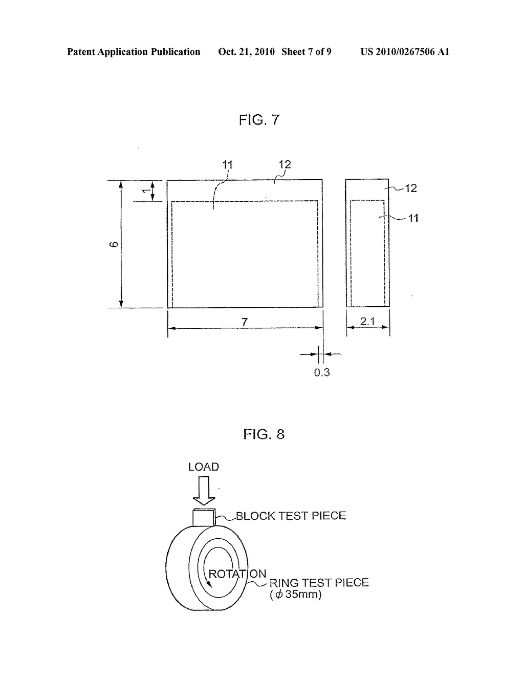 SLIDING MATERIAL AND BELT FOR WET-TYPE CONTINUOUSLY VARIABLE TRANSMISSION - diagram, schematic, and image 08
