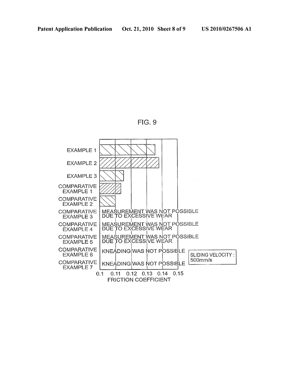 SLIDING MATERIAL AND BELT FOR WET-TYPE CONTINUOUSLY VARIABLE TRANSMISSION - diagram, schematic, and image 09
